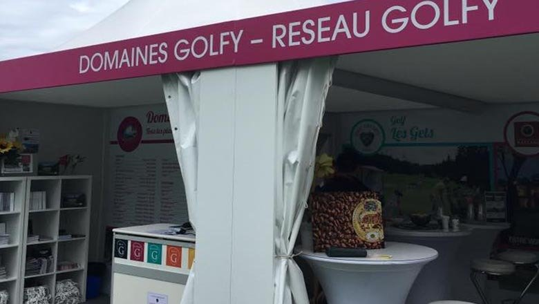 golfy domaines Evian championship