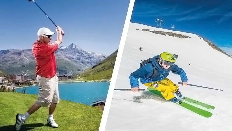 article-blog-golfy-golf-lac-de-tignes-competition-golf-et-ski-10