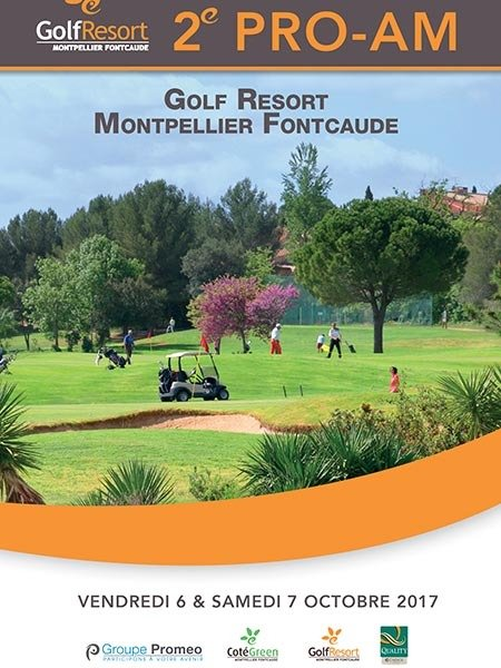 article-blog-golfy-pro-am-1 2e édition du Pro-Am du Golf Resort Montpellier Fontcaude