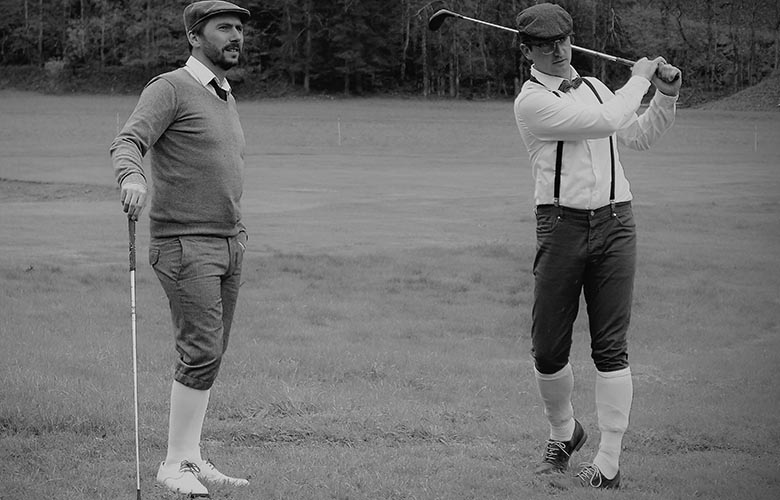article-blog-golfy-golf-gets-evenement-retro-6 Les Gets Golf Vintage, l'événement 100% rétro !
