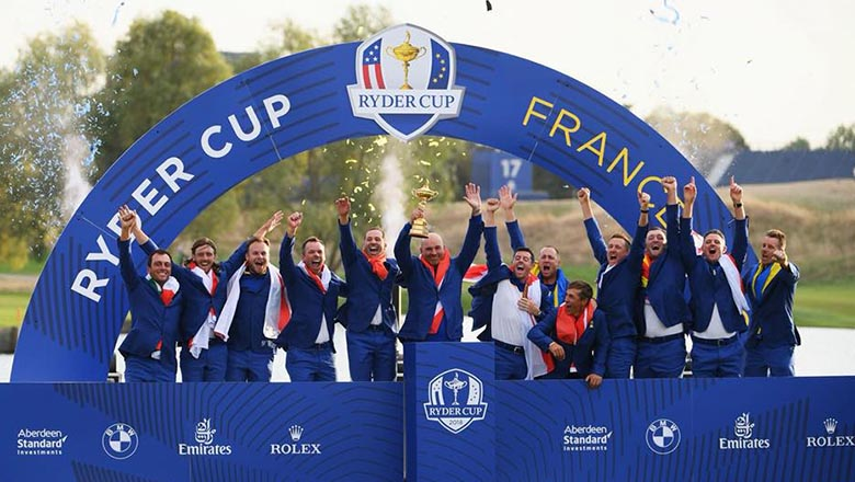42e Ryder Cup : Busy Ryder…