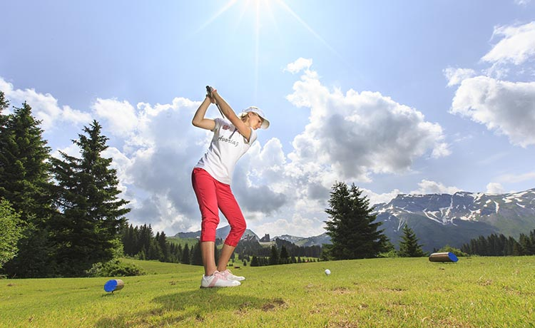article-blog-golfy-morzine-avoriaz-3 Golf d'Avoriaz Morzine : on passe au vert...